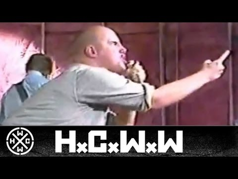 NEGATIVE - APPROACH - LIVE IN DETROIT 1983 - HARDCORE WORLDWIDE (OFFICIAL D.I.Y. VERSION HCWW)