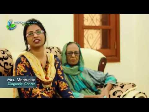 Patient Review #1 - Mrs Mehrunisa