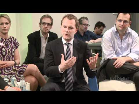 Daniel Bahr Daniel Natrath & Cherno Jobatey E-Health Fluch oder Segen UdLDigital Talkshow