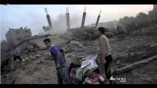 Diane Sawyer (ABC) mistakes Gazans for Israelis thumbnail