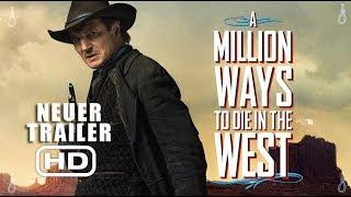 A Million Ways To Die In The West - Trailer 2 deutsch / german HD