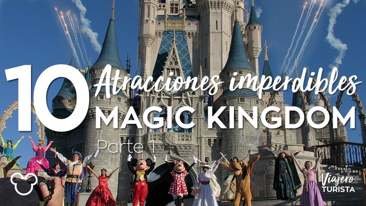 Magic Kingdom 2019 Mejores Juegos Disney Orlando 2019 Espanol