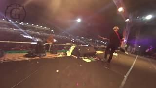 Gusti Hendy vs Thomas Ramdhan (Drum & Bass Solo at Tanjung Tabalong)