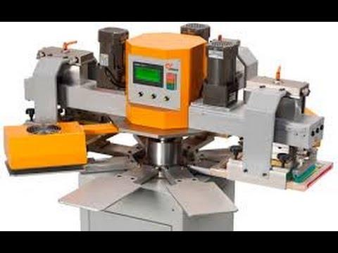 Automatic Direct-to-Garment  Screen Printing Machine   Nano Printag