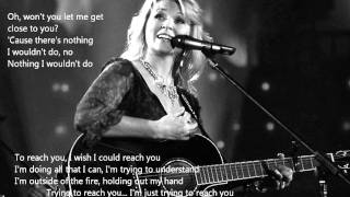 ♫ Reach You - Carolyn Dawn Johnson [♥ RULES]
