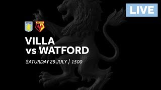 Aston Villa vs Watford full match