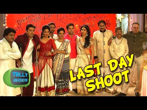 Last day Shoot Of Pyar Ka Dard Hai  | All Cast | Starplus