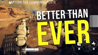 Star Wars Battlefront 2 is Better than Ever