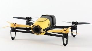 Parrot Bebop Drone, de eerste vlucht