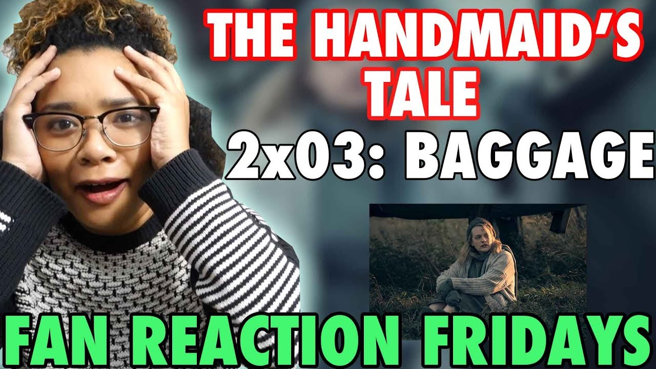 """Download The Handmaid's Tale Season 2 Episode 3: """"Baggage"""" Reaction & Review   Fan Reaction Fridays"""