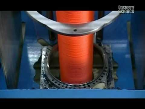 Производство веревки