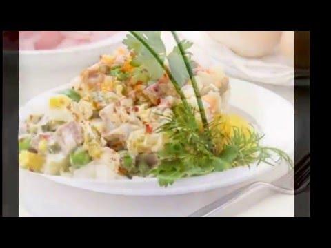 салаты с пошаговым фото с оливье