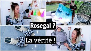 JE TESTE ROSEGAL ! FAUT-IL COMMANDER ? HAUL TRY ON