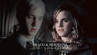 remains   draco & hermione