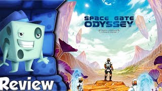 Space Gate Odyssey Review With Tom Vasel Youtube