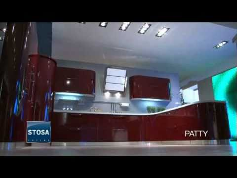 Stosa Cucine - Cucina Patty a Palermo - YouTube