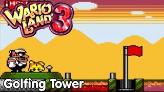 Slim Plays Wario Land 3 - Extra: Golfing Tower