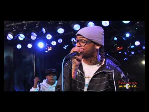 Gym Class Heroes - Shoot Down The Stars - Live on Fearless Music