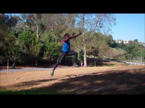 Triple Jump - Keinan Briggs Video Blog 9/17/2014