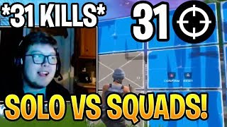 *INSANE* Ghost Aydan Drops 31 KILLS In Solo Squads! Fortnite Daily Moments Highlights