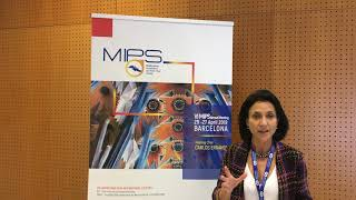 Ines Ramirez - Chair Physiotherapy and Rehabilitation Committee @ MIPS ANNUAL CONGRESS 2019