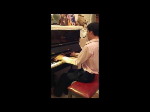 Misty jazz piano by Joe Noppadol blind pianist โจ้ นพดล บุญลีลากุล