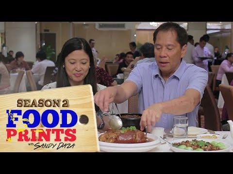 Food Trip in Binondo | Food Prints with Sandy Daza Season 2