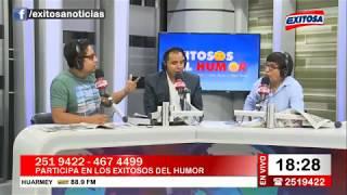 Exitosos del Humor Programa Completo 05 de diciembre de 2017