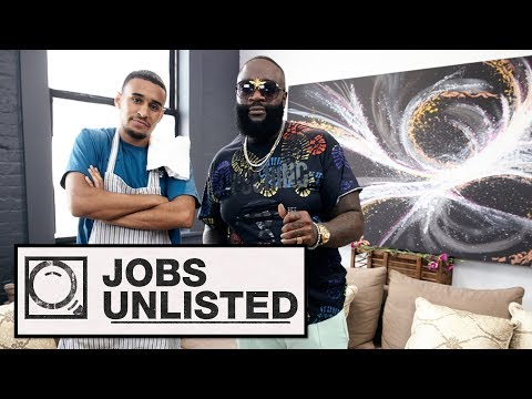 How To Be a Personal Chef for Rick Ross | Jobs Unlisted