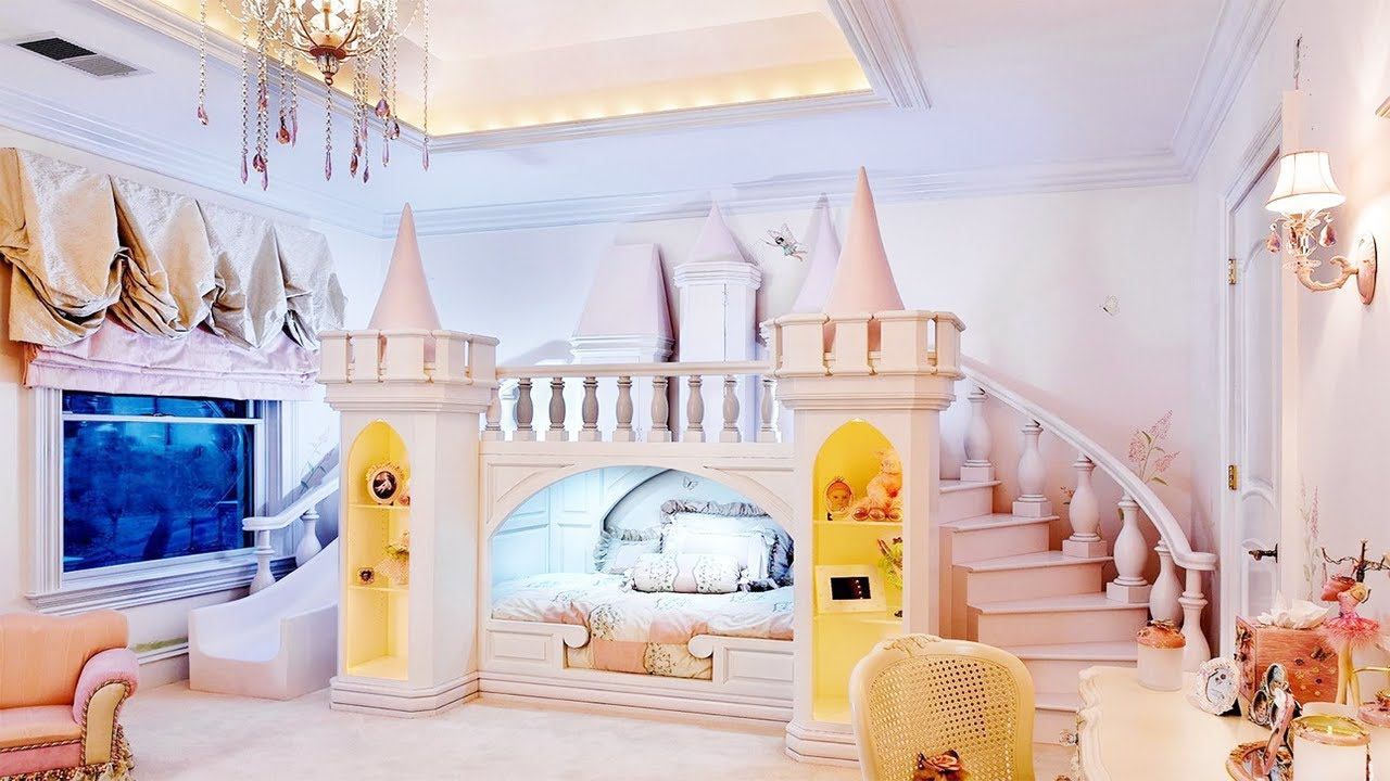 Charming Adorable Indoor Playhouse For Children