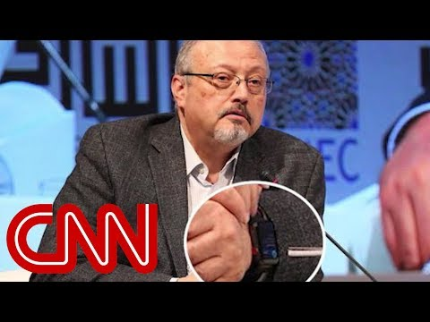 Khashoggi Apple Watch claim debunked