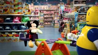 Toy Planet se va a dormir. ¡Hasta mañana!