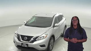 C95193TR - Used 2016 Nissan Murano AWD Review Test Drive