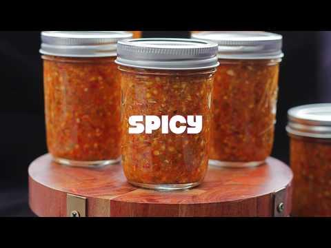 Trinidad Hot Pepper Sauce