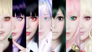 ☆ Review: What Circle Lenses for cosplay? PART 3 ☆ thumbnail