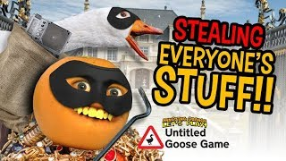 Stealing Everyone's Stuff!!! | Untitled Goose Game #3