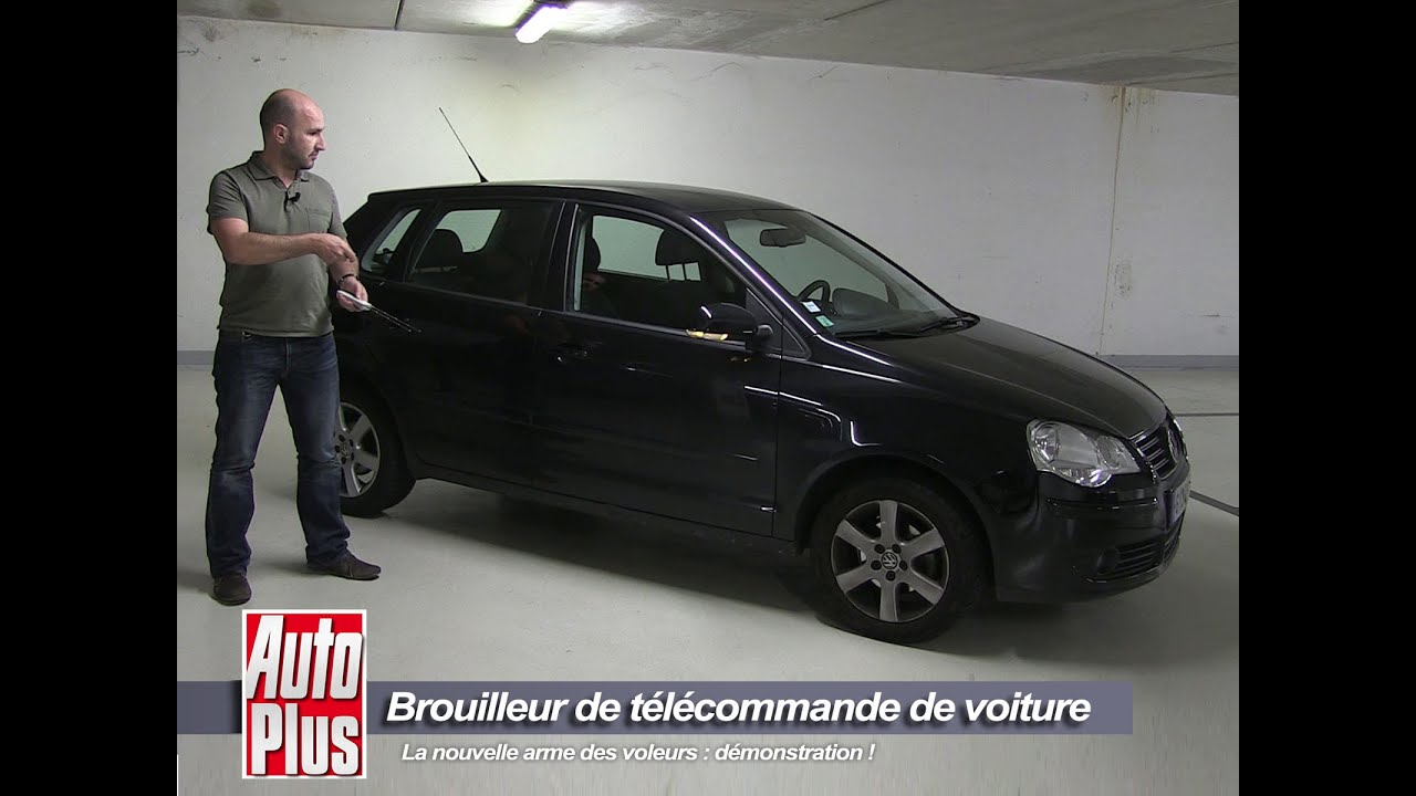brouilleur de t l commande de voiture d mo vid o youtube. Black Bedroom Furniture Sets. Home Design Ideas