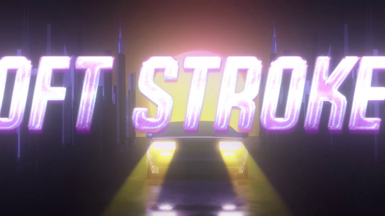 Ricky Blaze - Soft Strokes Official Lyric Video