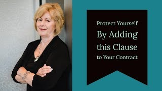 The One Special Clause to Put in Every Sales and Purchase Contract