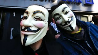 Anonymous - #OpNov5 2015 (Million Mask March)