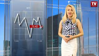 InstaForex tv news: Oil falls but has chance to recover  (11.07.2018)