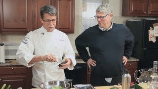 How To Make Roasted Fennel And Apple Guacamole With Rick Bayless