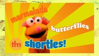 Marmalade talks about Butterflies, which are not flies or made with butter | Shortles Ep 112