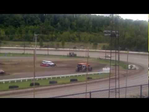 Bad Habit Freestyle @ Pittsburgh Pennsylvania Motor Speedway 2012