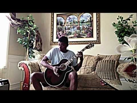 Leroy Glover Jamming to Anniversary.mov