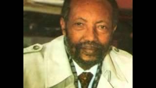 Laureate Tsegaye Gebremedhin-Poem ሰቆቃው ፔጥሮስ