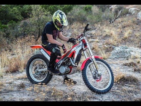 [4K] Short Film: Amateur Trial Ride - GasGas JTX 270 '97