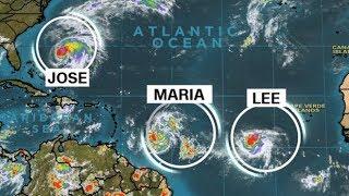 Live: HURRICANE MARIA Tracking Slams PUERTO RICO CAT 5 175 MPH UPDATES 24/7 LANDFALL Video