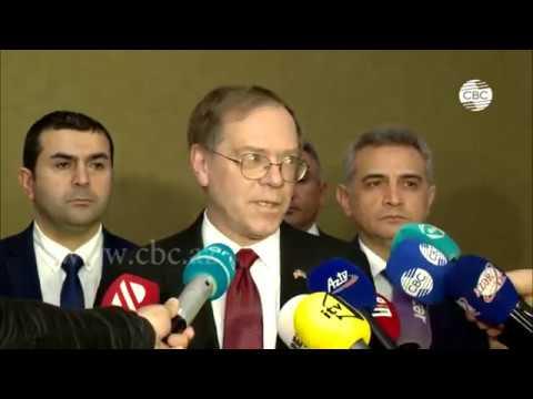 Новый посол США прибыл в БАКУ