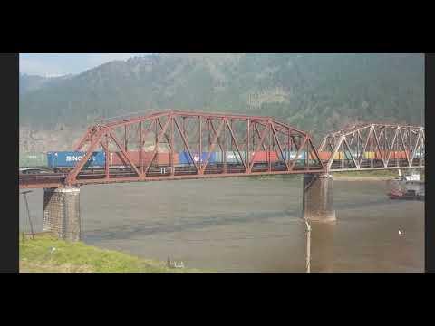 Реальна ли городская электричка в Улан-Удэ? Виртуальная поездка по железным дорогам столицы Бурятии.